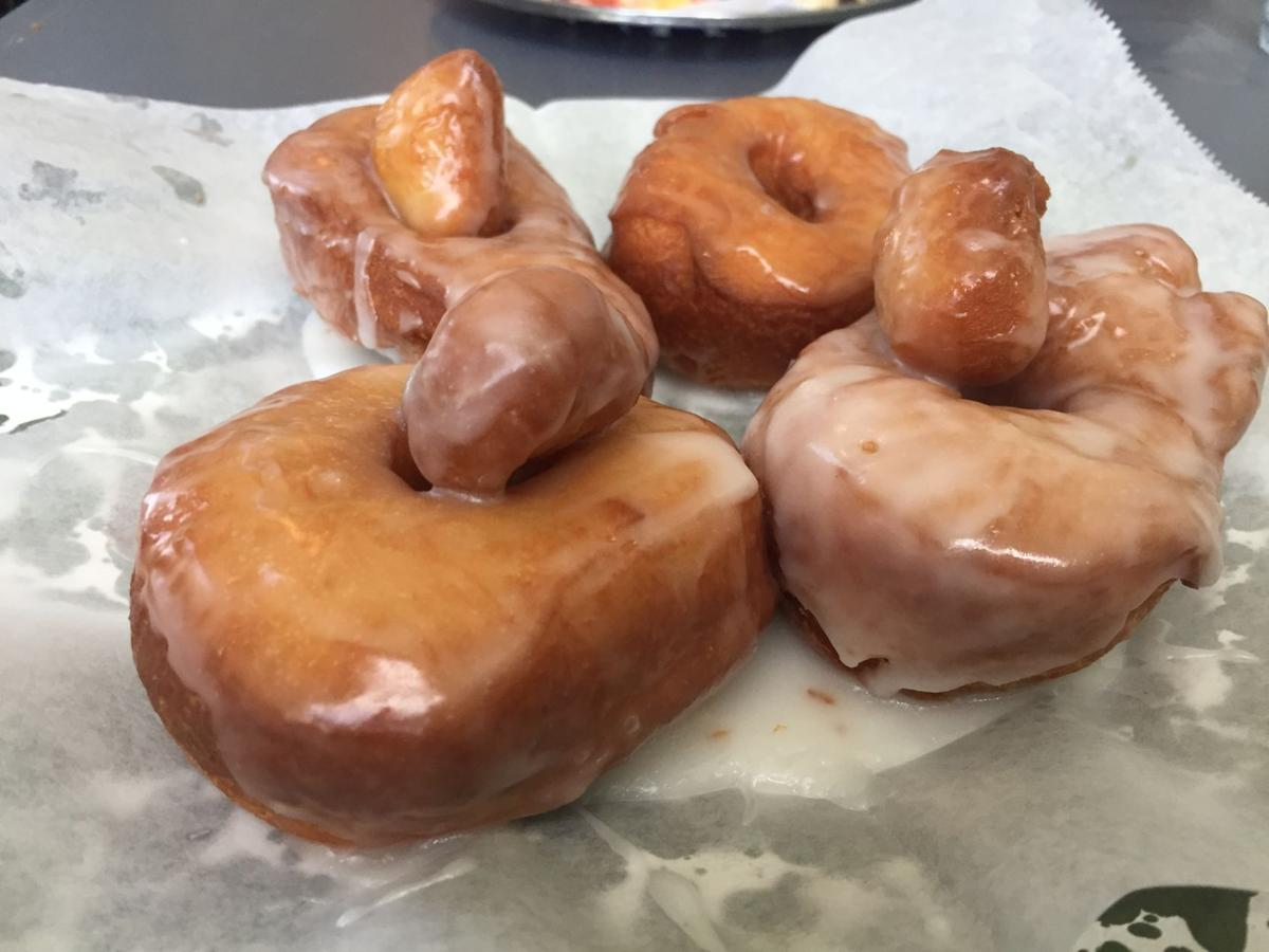 Doughnuts at Lowcountry Market