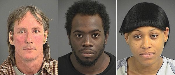 5 fugitives netted by task force