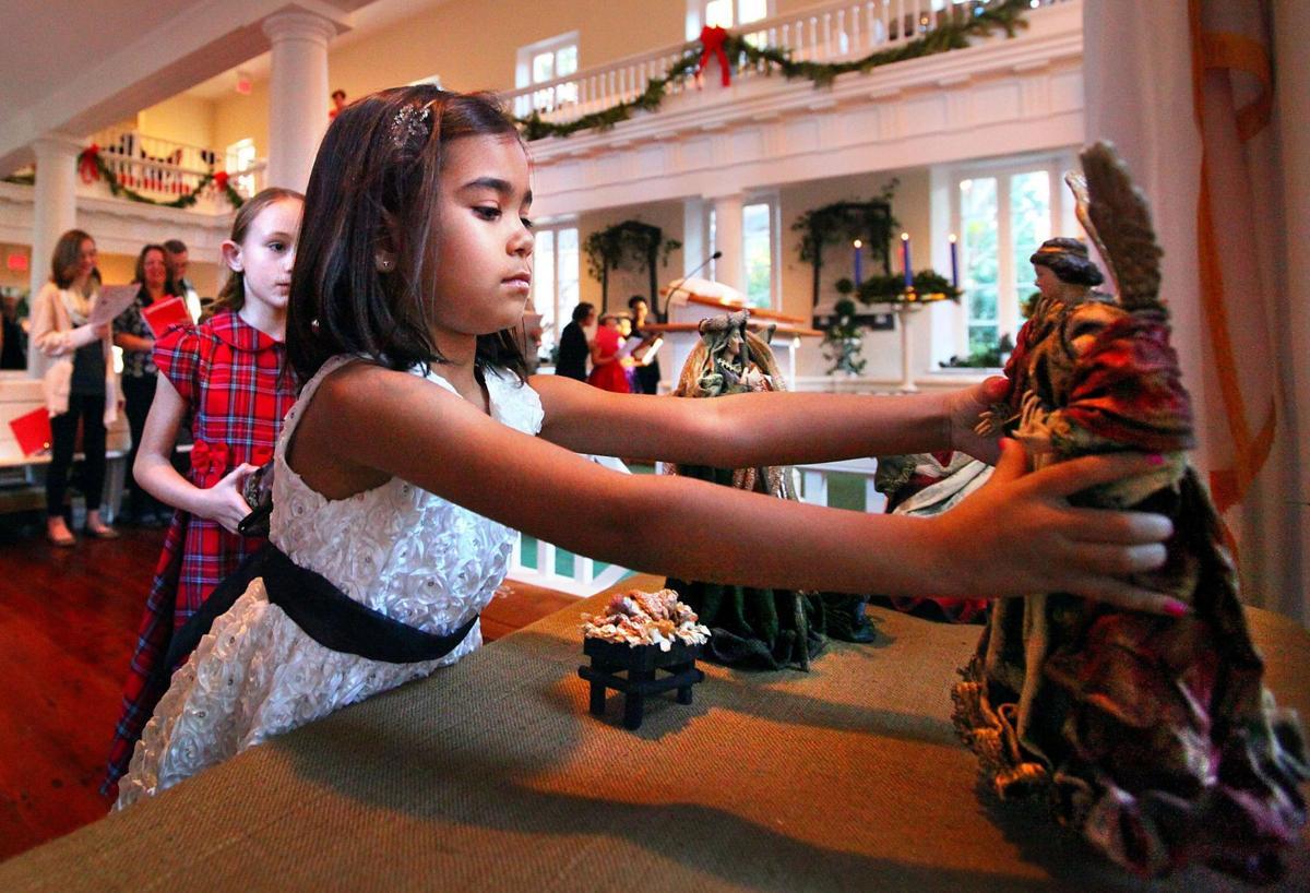 Christmas Eve Children's Nativity Service