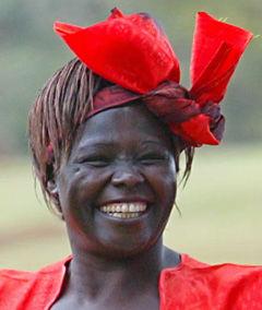 Africa's 'Tree Mother,' Nobel winner dies