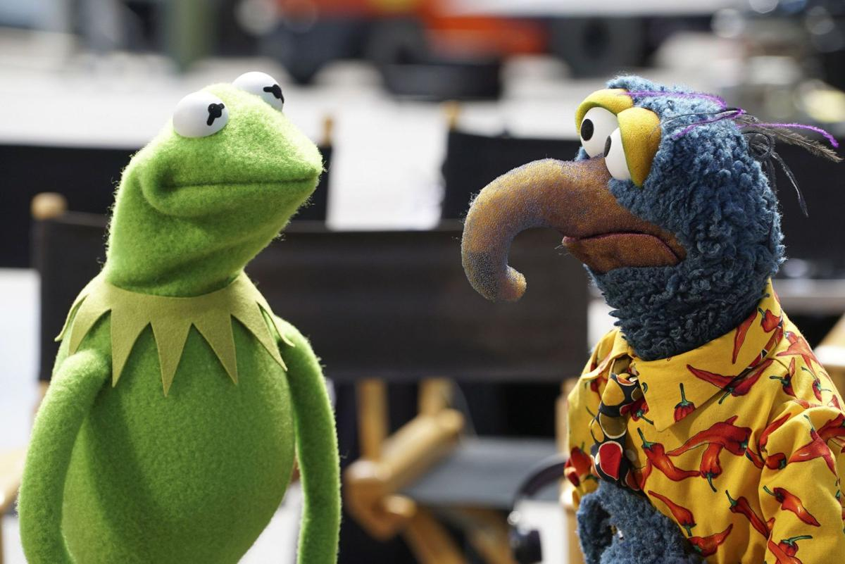 'The Muppets' return to television Miss Piggy has a talk show and a chatty staff of familiar favorites in new ABC show