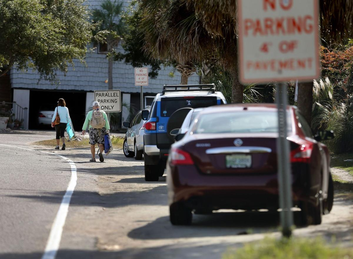 IOP now plans to keep free parking