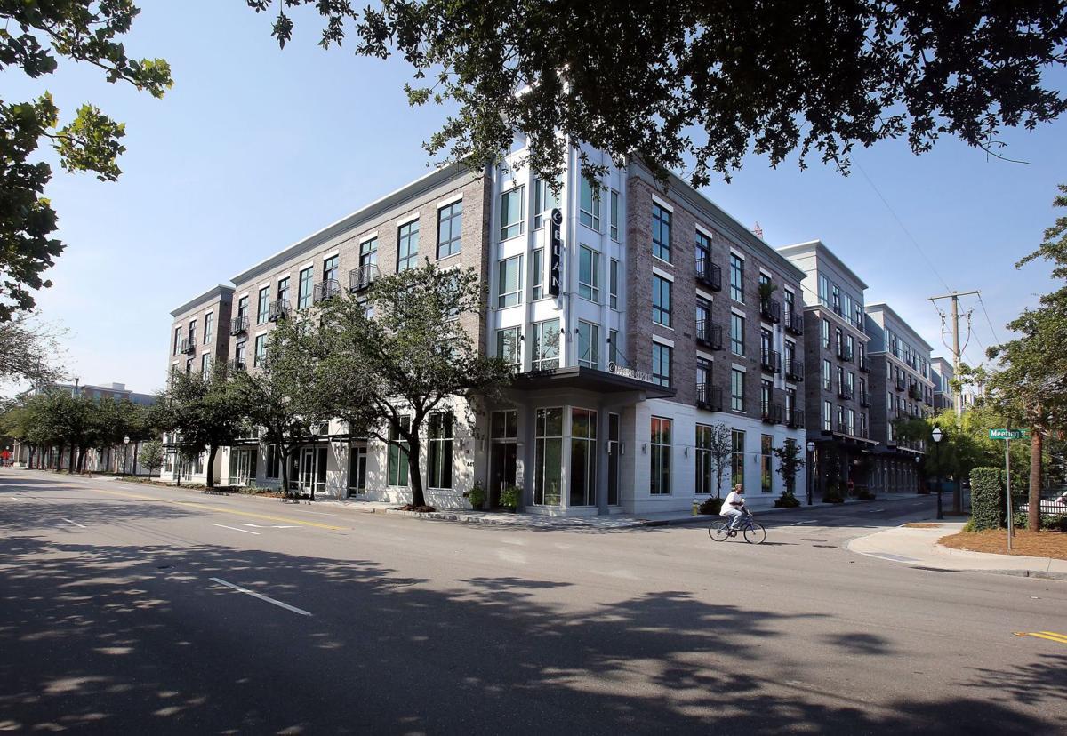 Charleston apartment giant Greystar buying Texas firm for ...