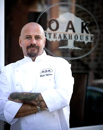 McKee leaving Oak partnership for new dining concept
