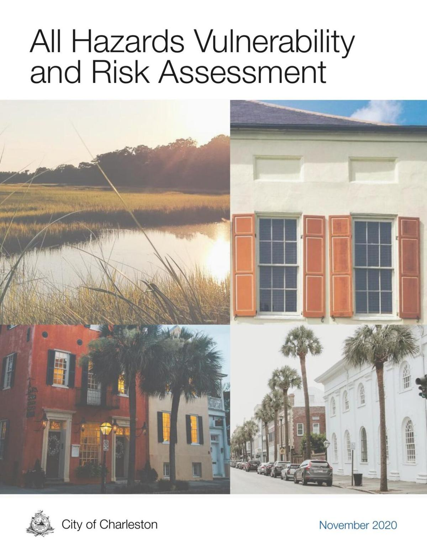 All Hazards Vulnerability Assessment Full Report November 2020