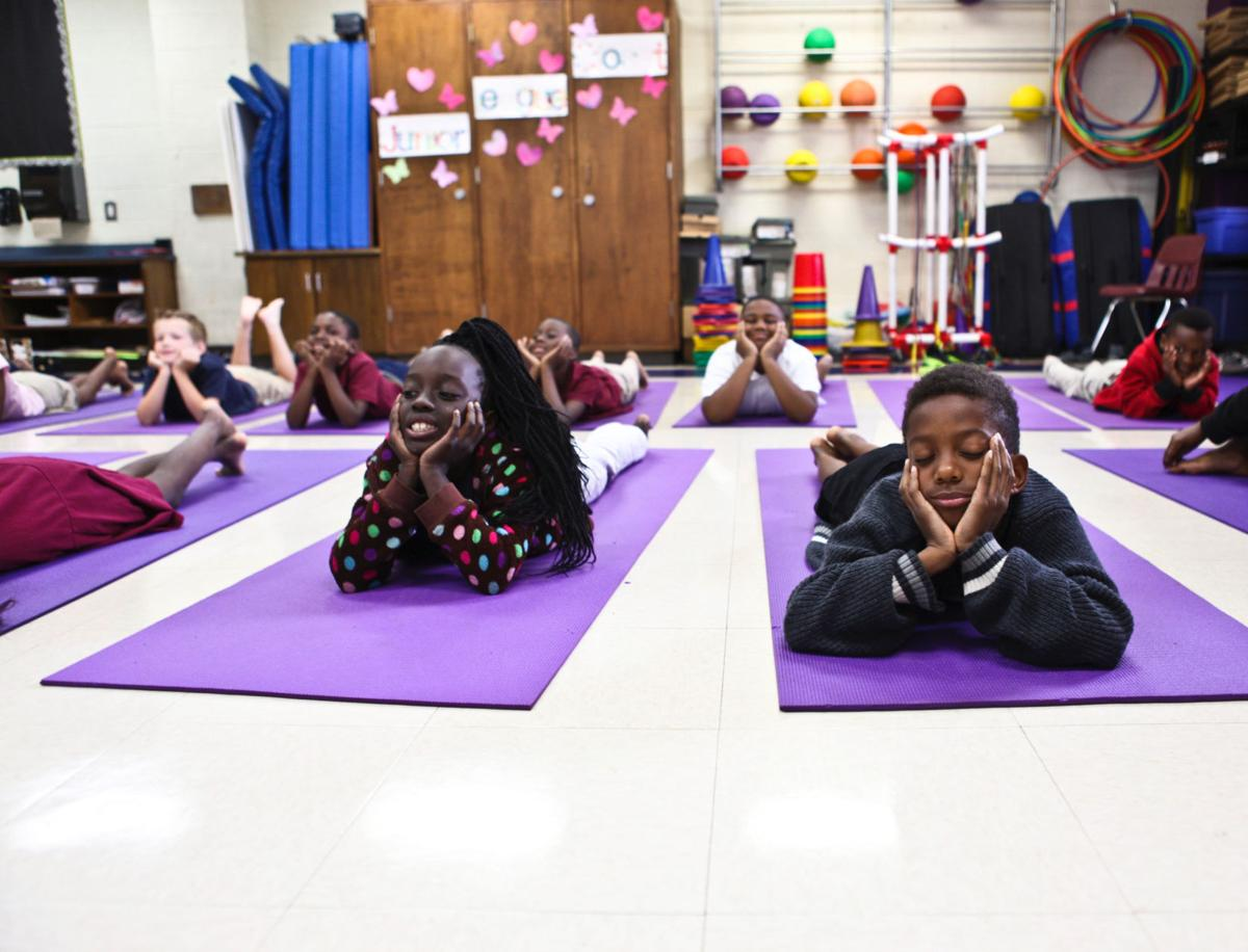 Yoga Kidz nonprofit teaches yoga, mindfulness to South