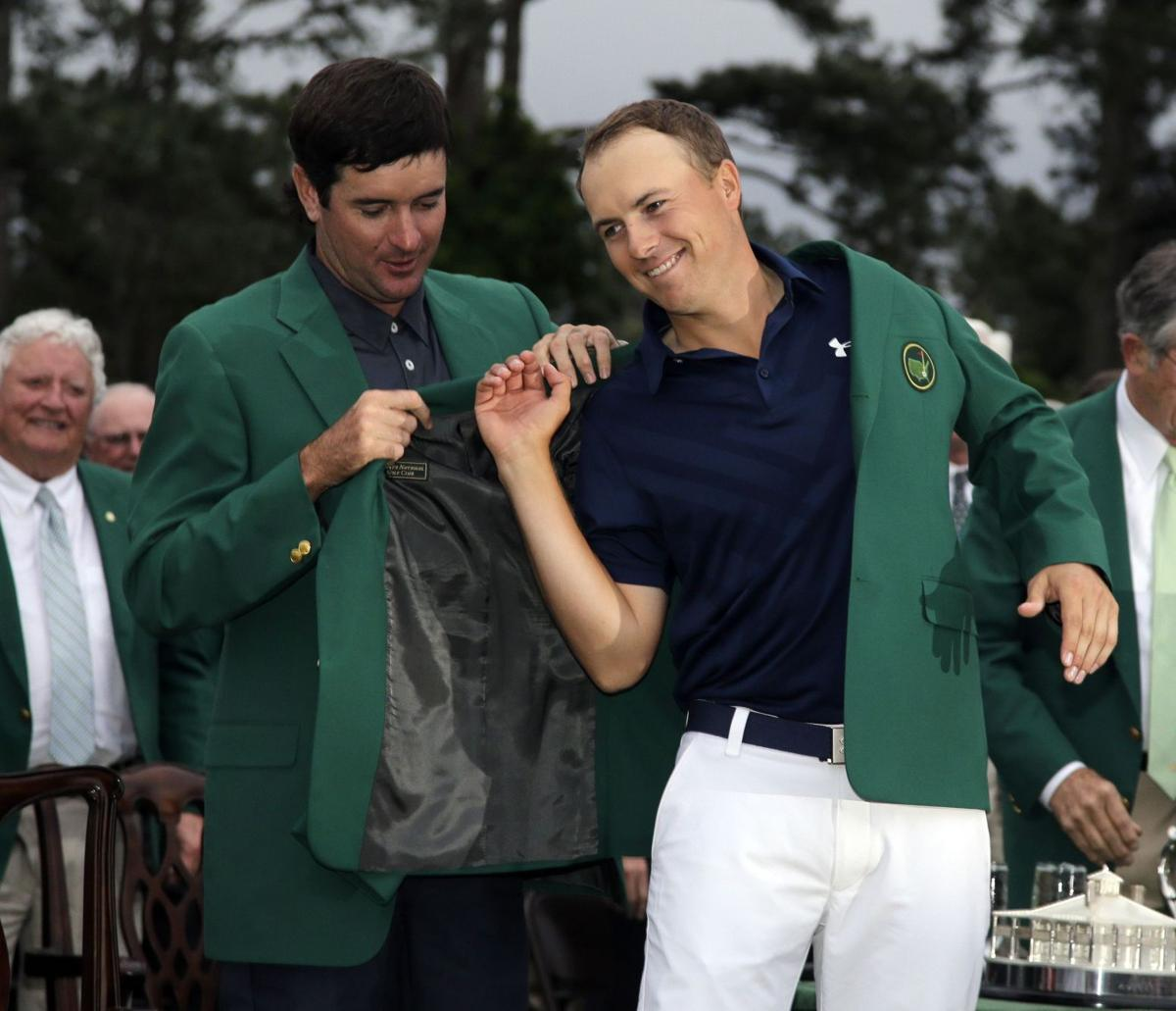 All of golf's best rolled into Spieth