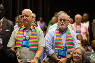 Following recent LGBTQ bans, Methodists in SC charter path toward inclusion