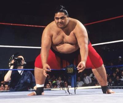 Yokozuna. (WWE Photo)
