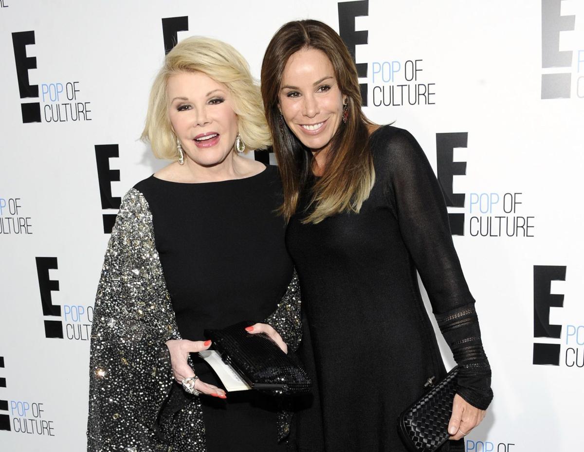 E!'s 'Fashion Police' fetes host Joan Rivers at 80
