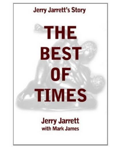 MOONEYHAM COLUMN: Jarrett book a real winner