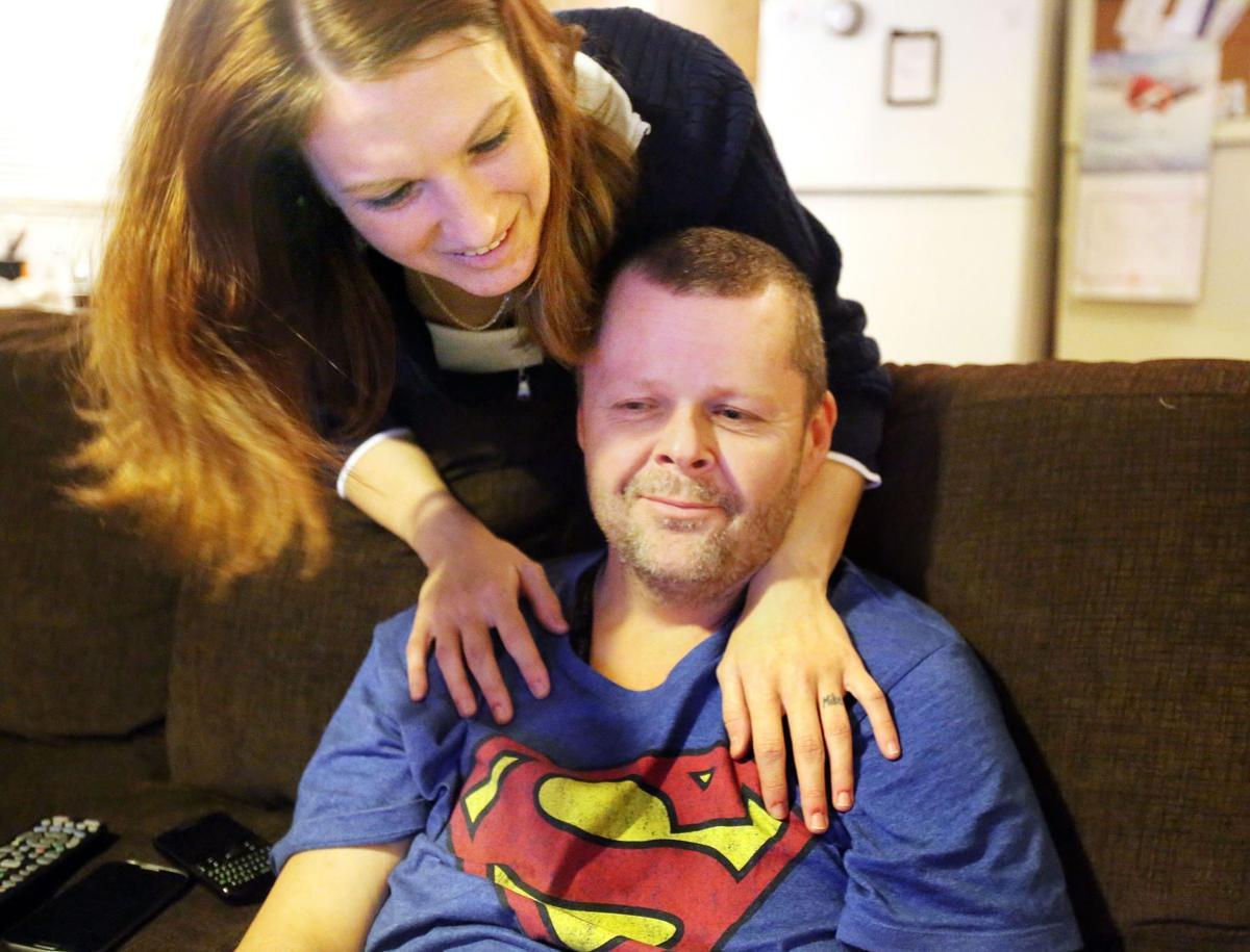 Uninsured couple struggles after medical emergency