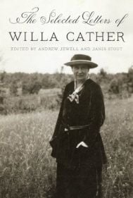 Cather shines in her letters