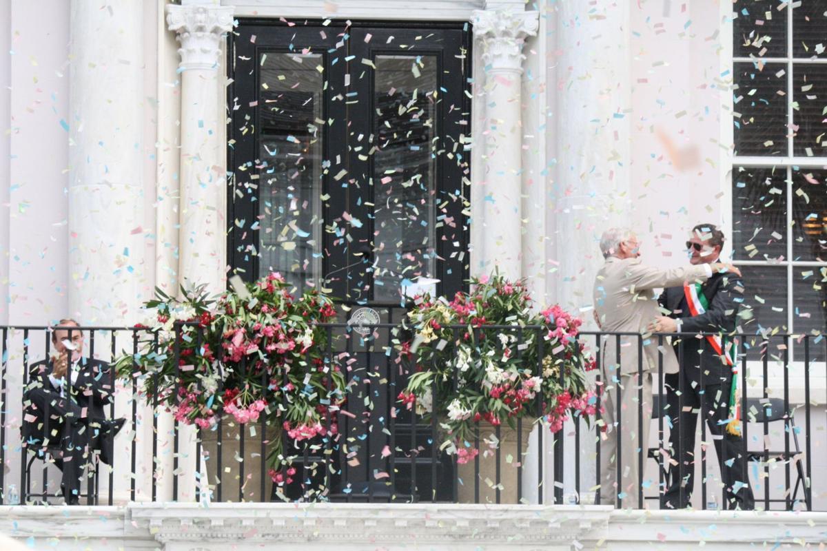 Spoleto Opening Ceremony