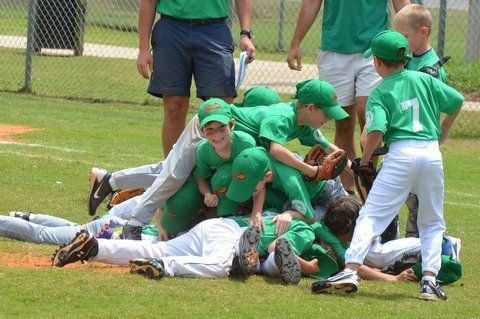 Dick's Sporting Goods squad takes 8-U crown