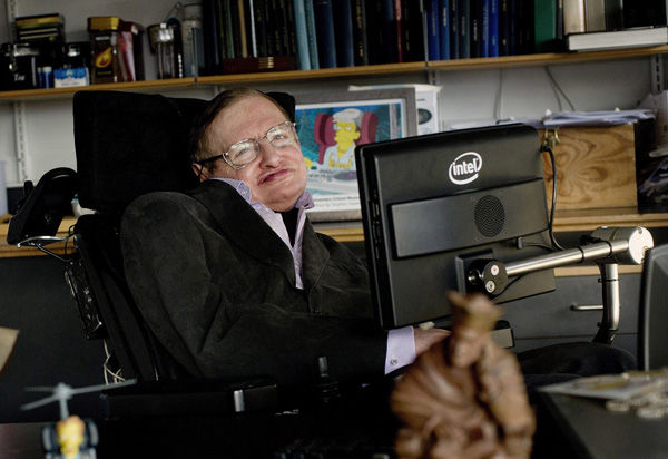 Hawking at 70 transcends illness