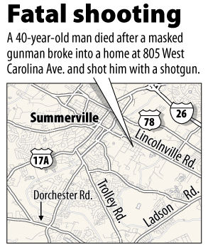 Man shot and killed in Lincolnville home invasion