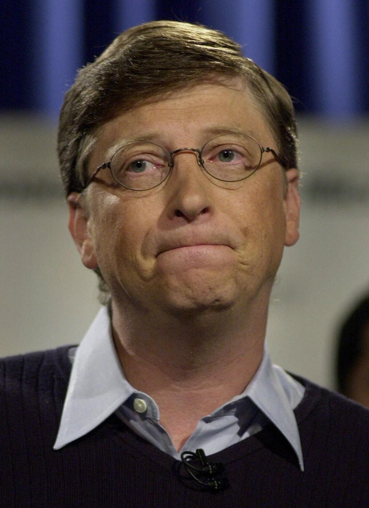 Gates, Buffett again top Forbes' billionaires list; local CEO at No. 228