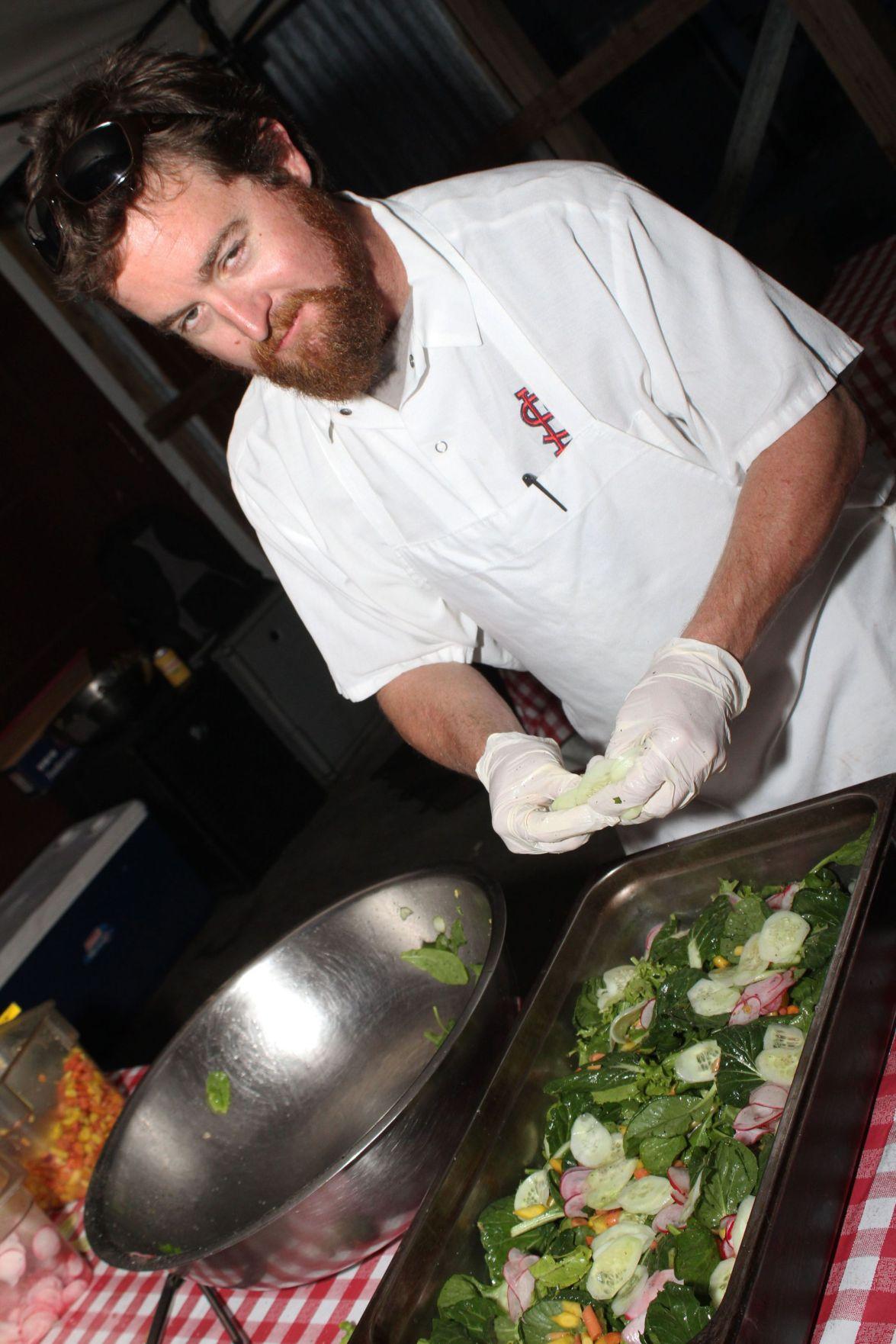Home Team BBQ executive chef wins Chopped episode