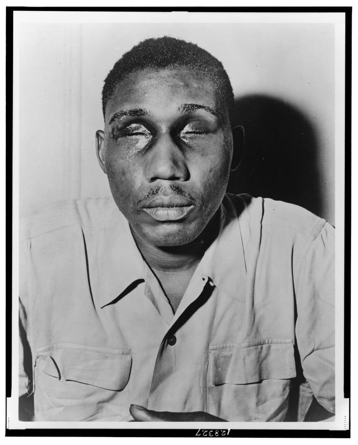 Column a cop gouged out a black vets eyes 73 years later the sc town confronts it