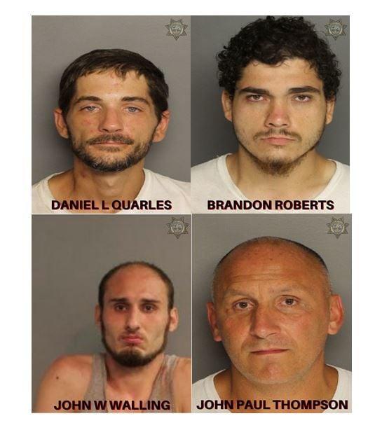 Pillowcase Bandits