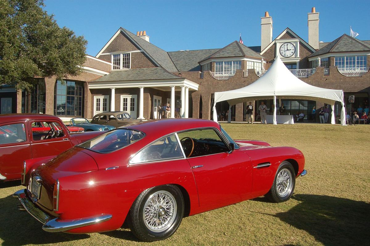 Automotive festival, concours on Kiawah looks to return larger and livelier in spring 2016