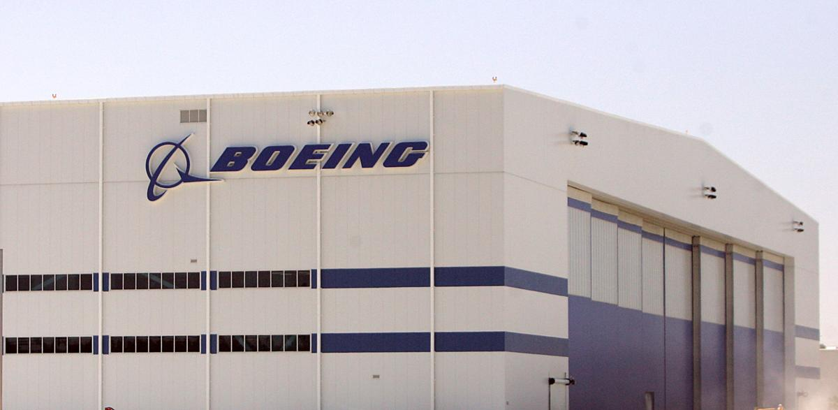 Boeing earnings up, CEO tamps down union talk