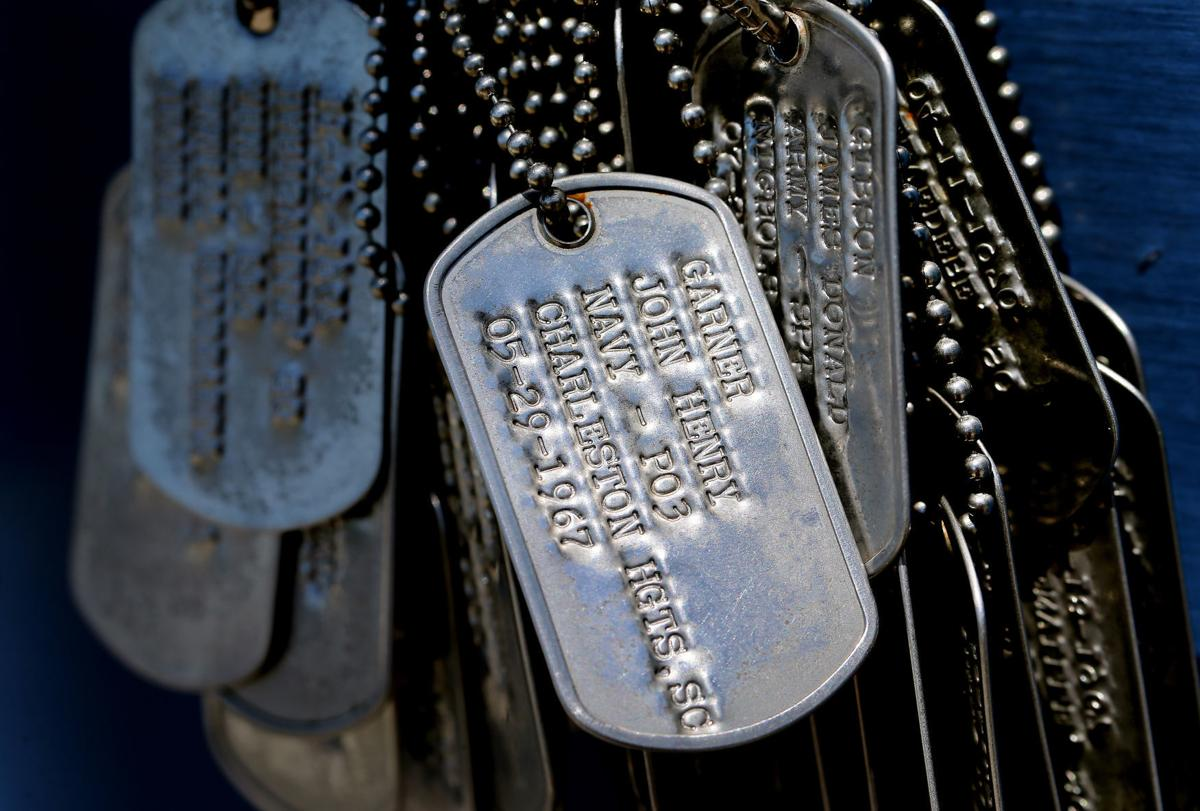 Patriots Point dogtags