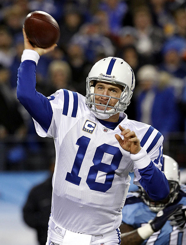 AP Source: Colts expected to part with Manning
