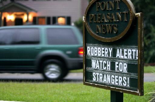 Mt. Pleasant battles surge in robberies