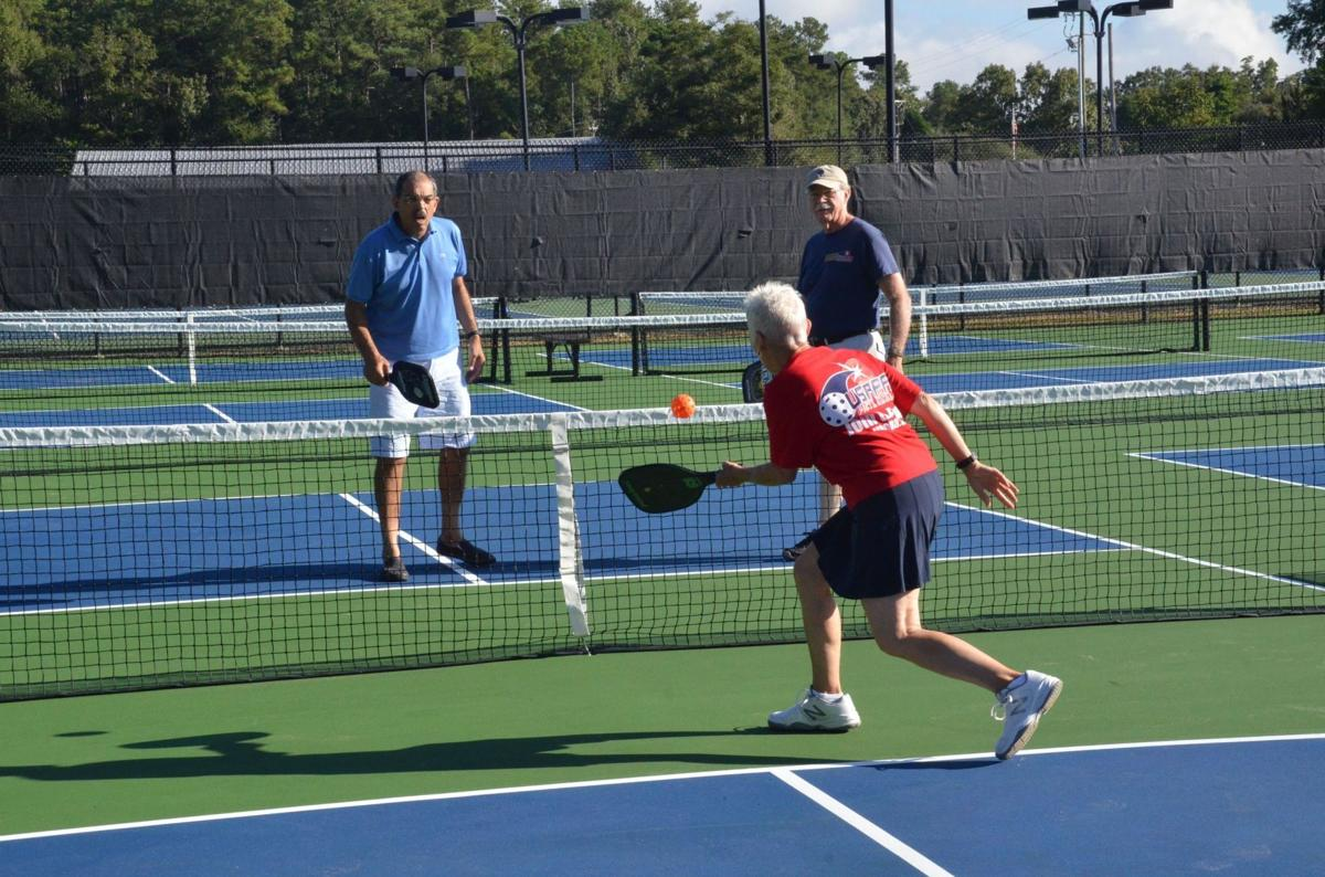 Aiken cuts the ribbon on new pickleball/tennis courts (copy)
