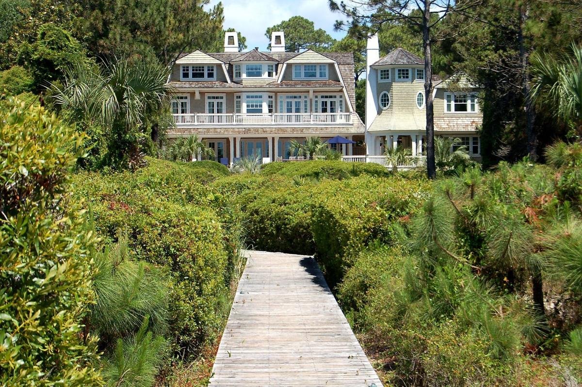 109 Flyway Drive — Spacious $10.85 million house on Kiawah's front beach noted for eco-friendly design