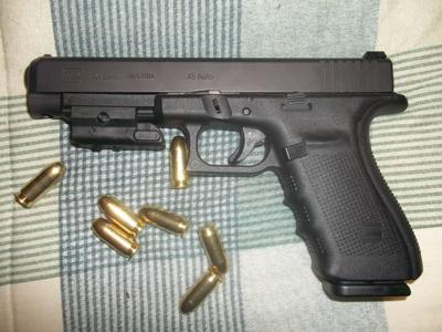 Loophole let thousands of abusers get guns