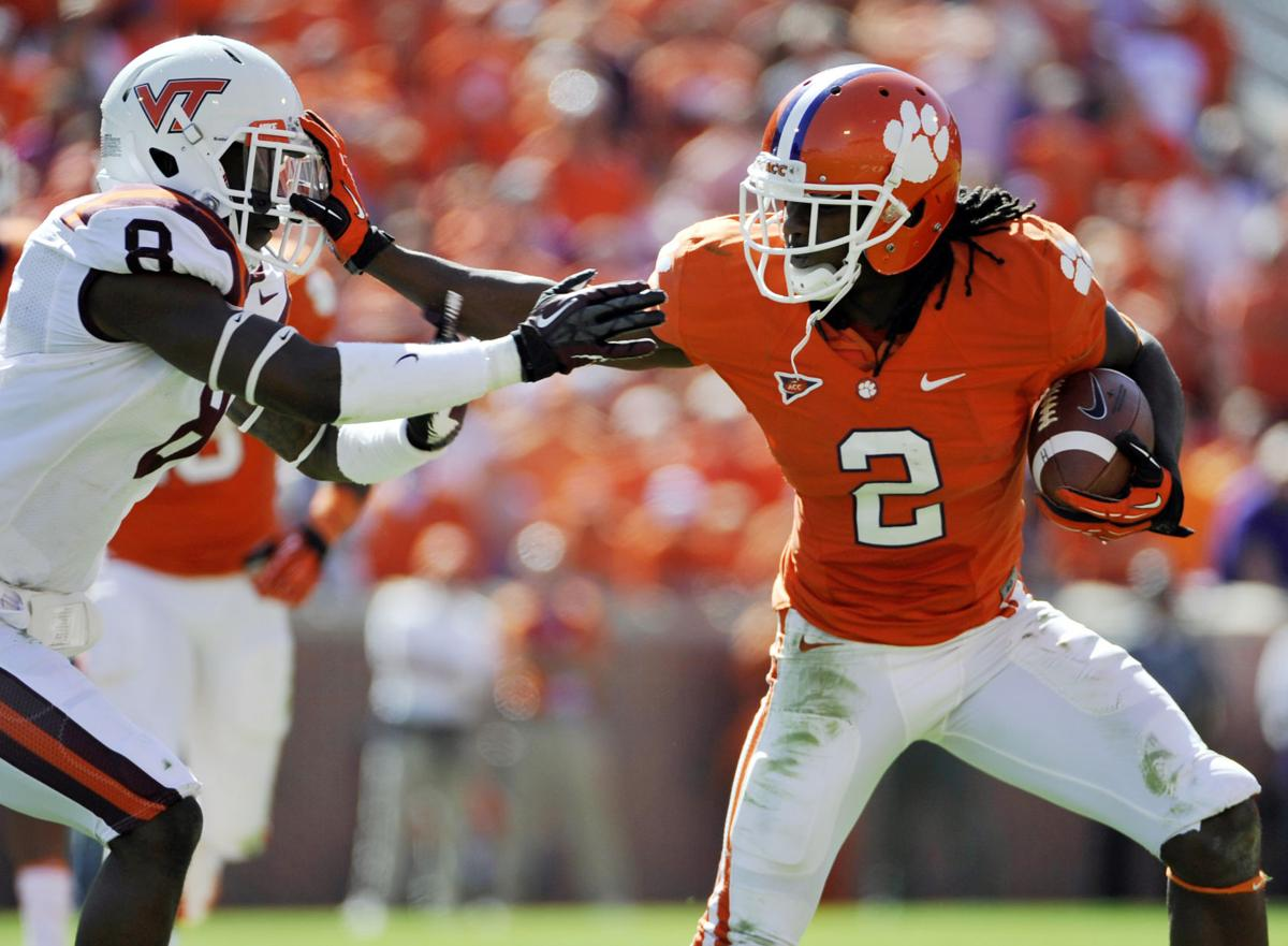 No. 14 Clemson uses defense and special teams to top Virginia Tech
