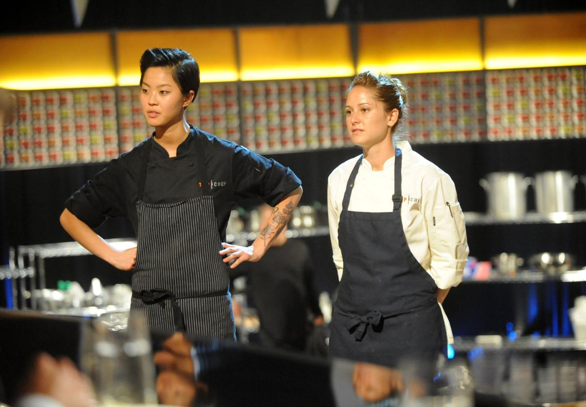 So you want to be a Top Chef extra? Hang on.