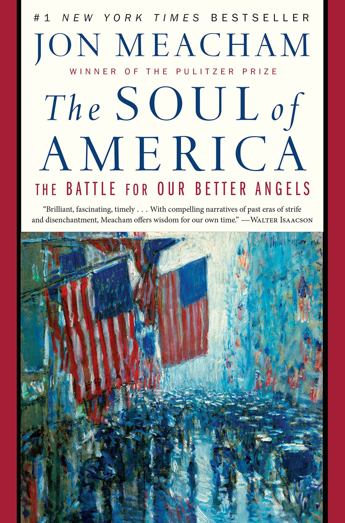 Review: Jon Meacham offers a reminder or how crises are overcome ...