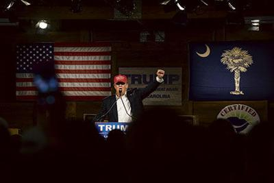 Trump's Path to Nomination Divides S.C. GOP Establishment
