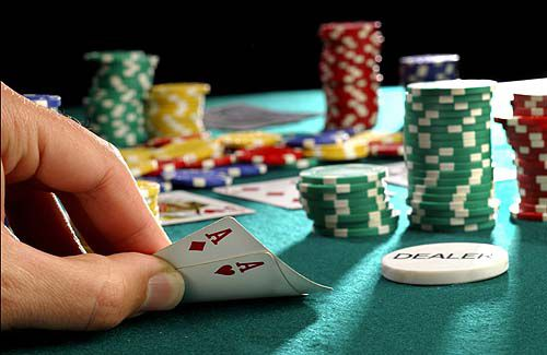 Casino executives to make pitch for online poker