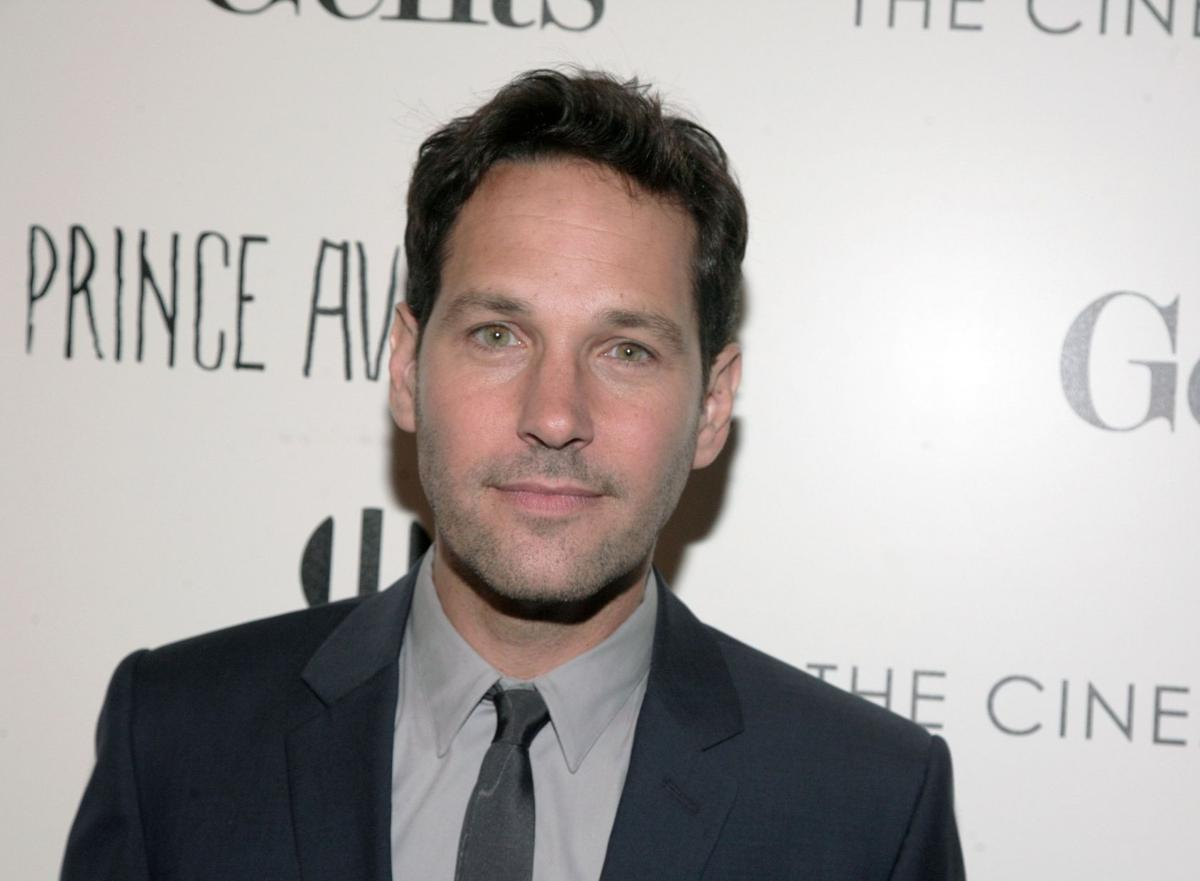 Paul Rudd cast as superhero Ant-Man in Marvel film