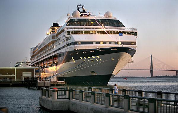 Study: Cruises bring hotels $4.9M