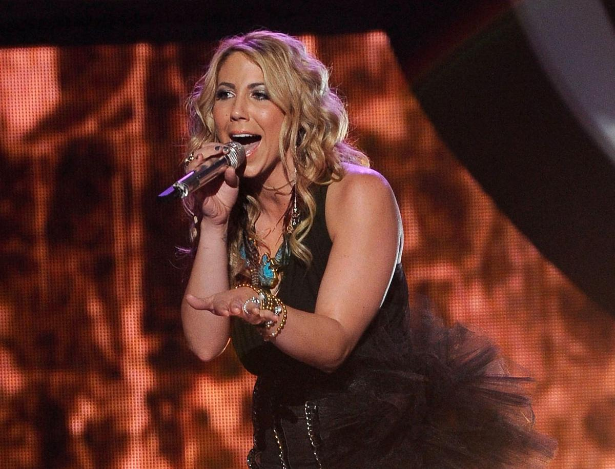 An 'Idol' homecoming Local singer Elise Testone takes stage with American Idol Live