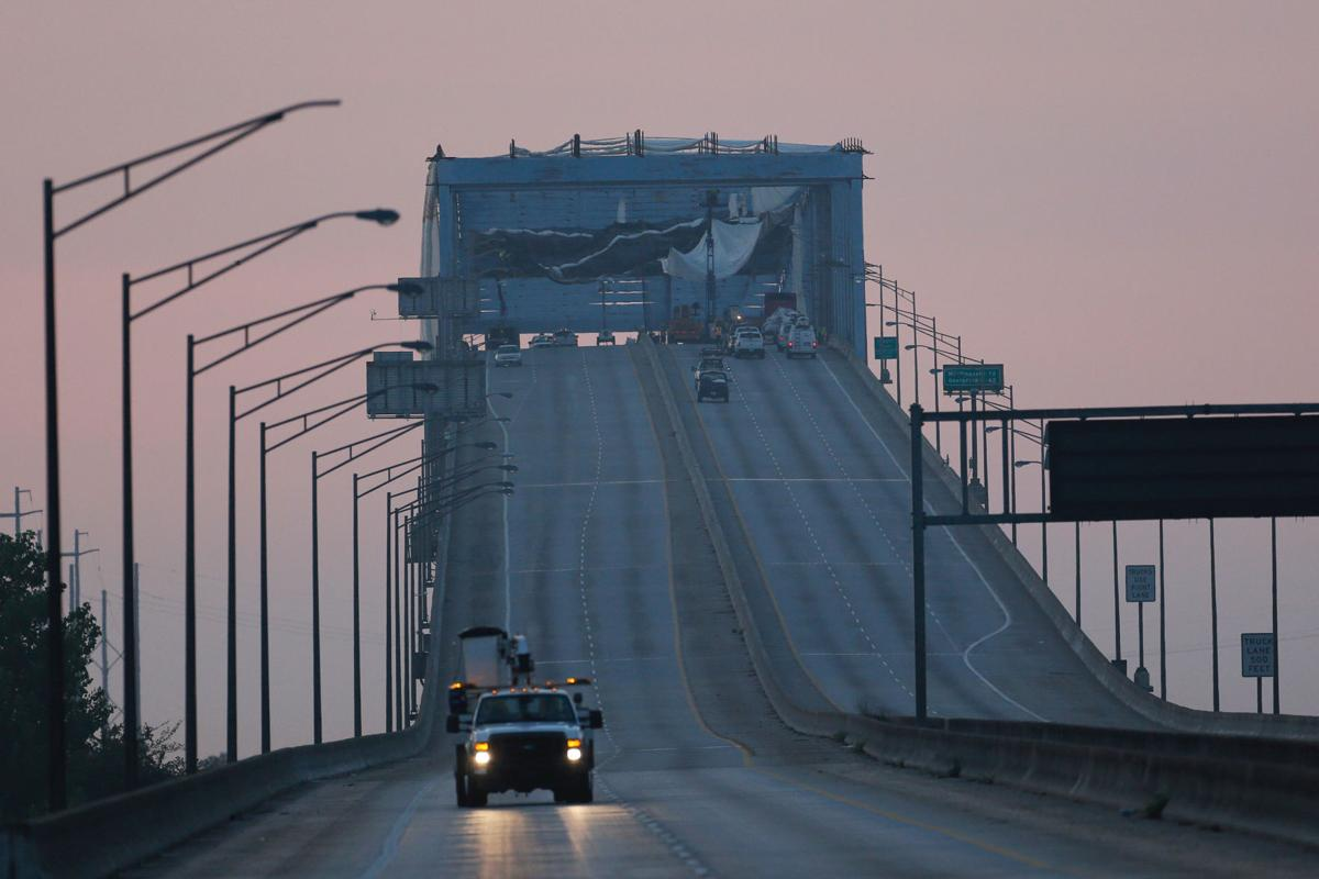 don holt bridge closed