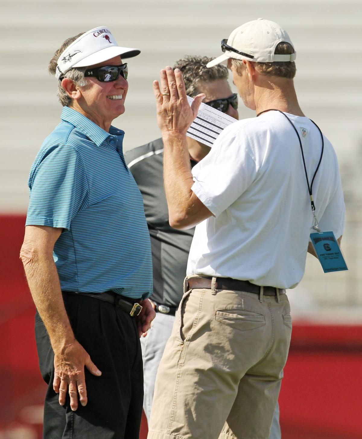 If Spurrier quits, age won't be why