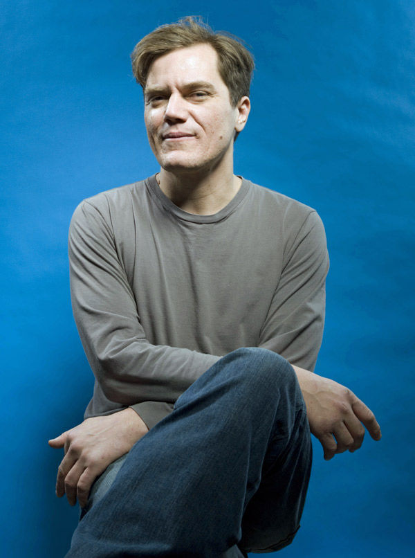 Michael Shannon takes on intense roles