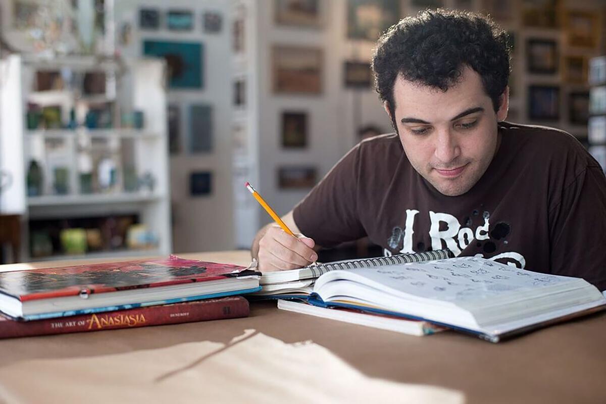 Disney-loving autistic man a star in new documentary