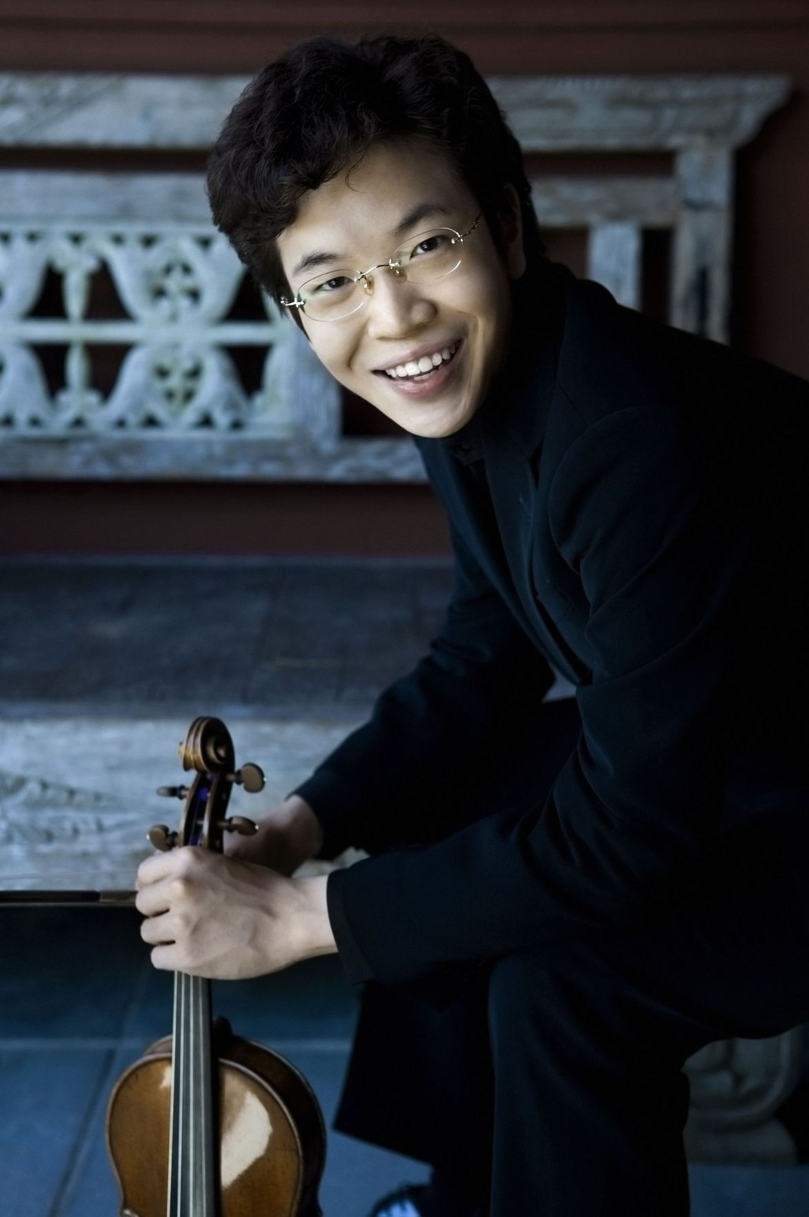 Violinist Paul Huang to offer local recital