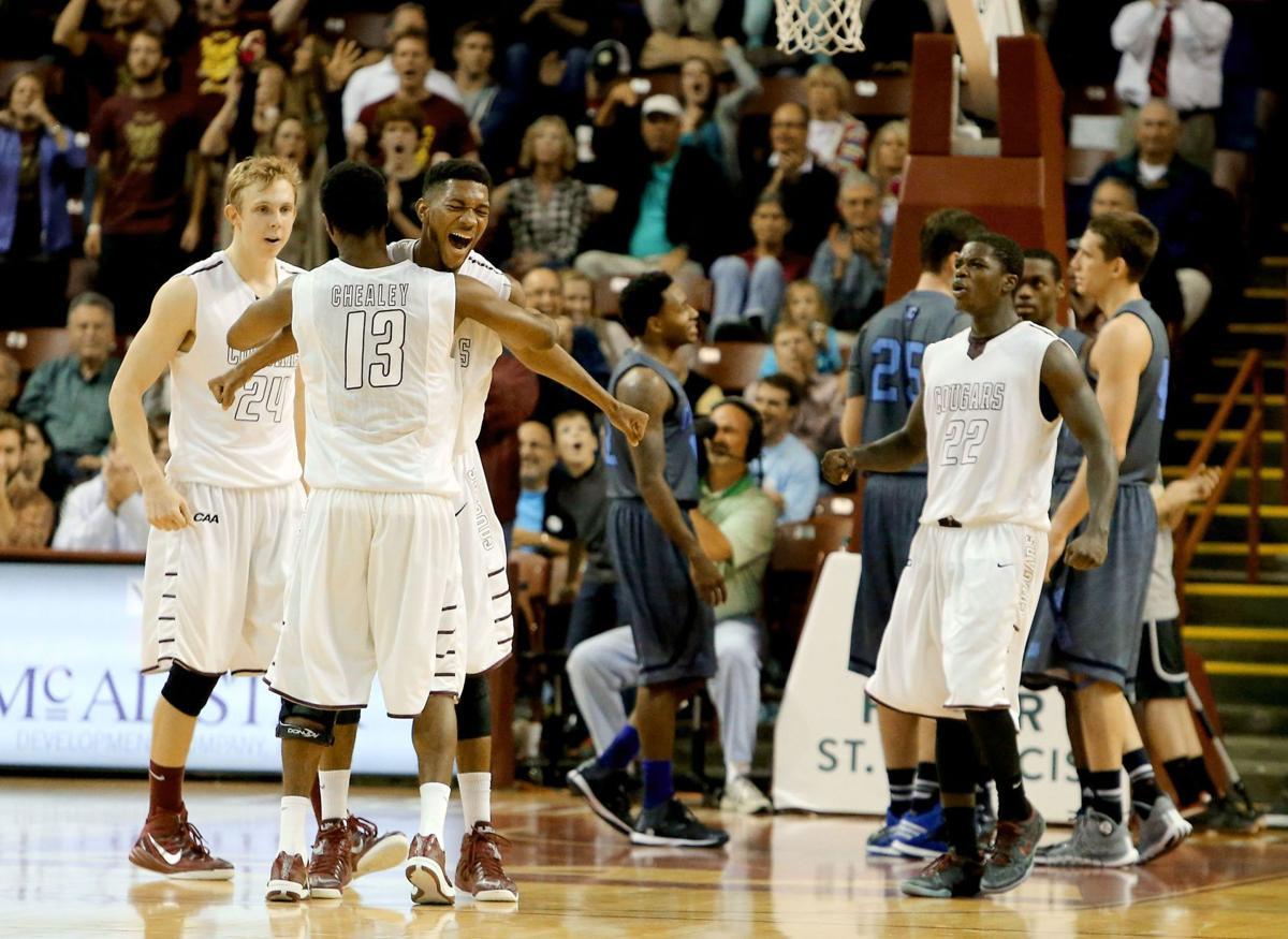 CofC defeats Citadel Basketball