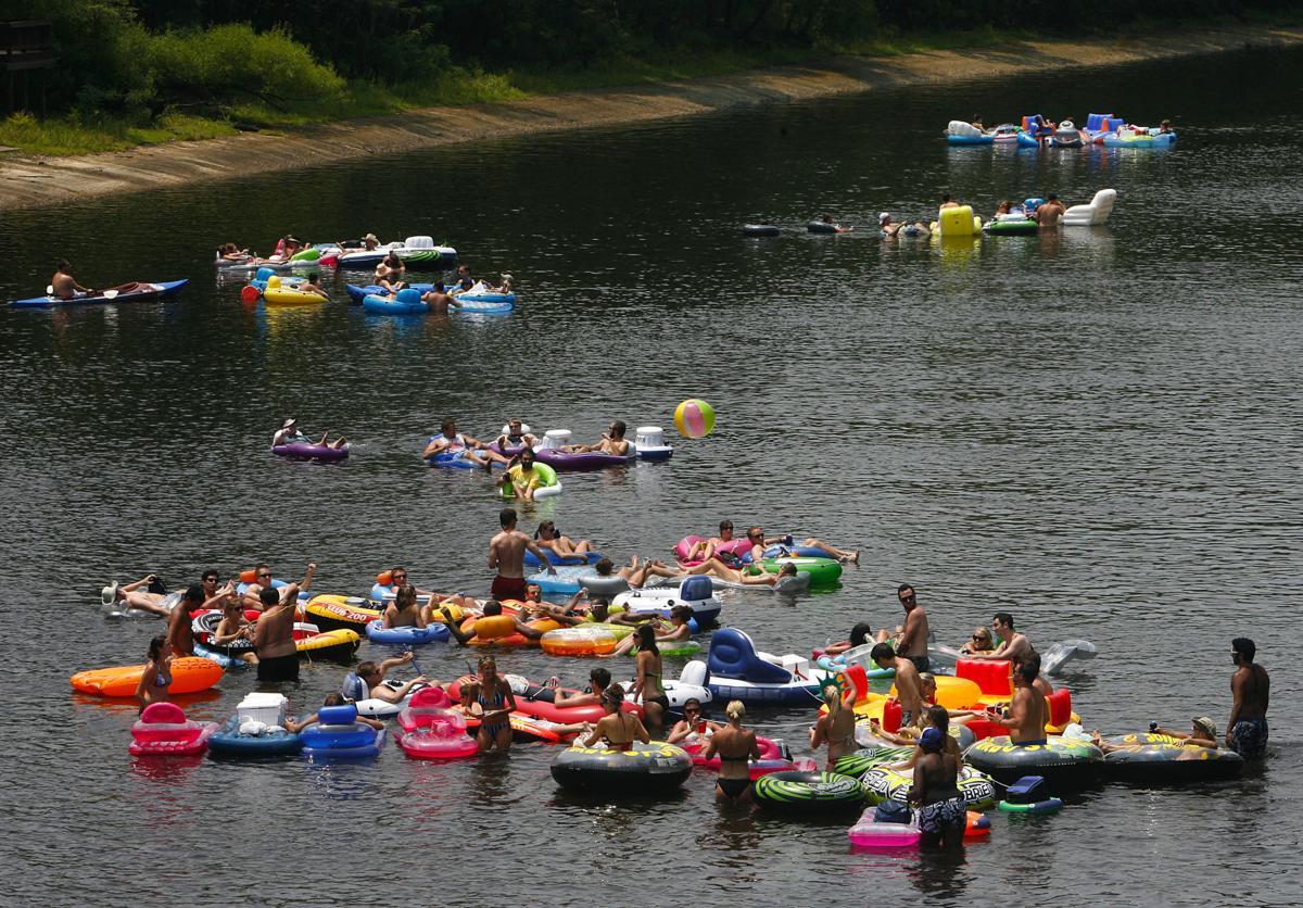 Edisto River revelers warned