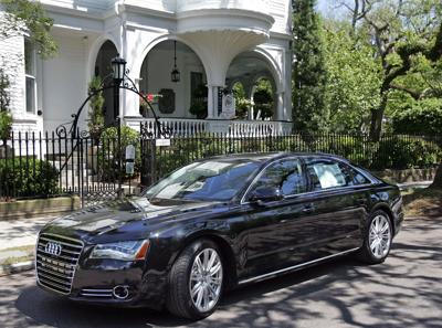 Stealth Diesel: Upper crust Audi A8 plays fast, clean and not too furious with 2014 alternate fuel model