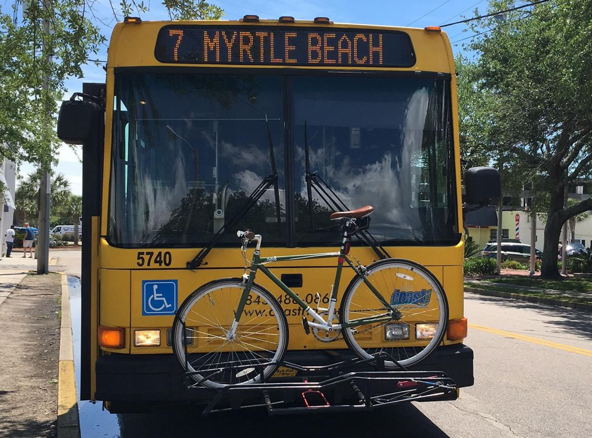 Bus Transportation From Charleston To Myrtle Beach